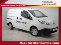FULLY ELECTRIC VAN. ASK ABOUT ACCELERATED CAPITAL ALLOWANCE