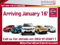 Arriving January 16'. Four Wheel Drive. XE Spec.